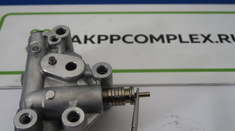 клапан в масляном насосе ремонт вариатора