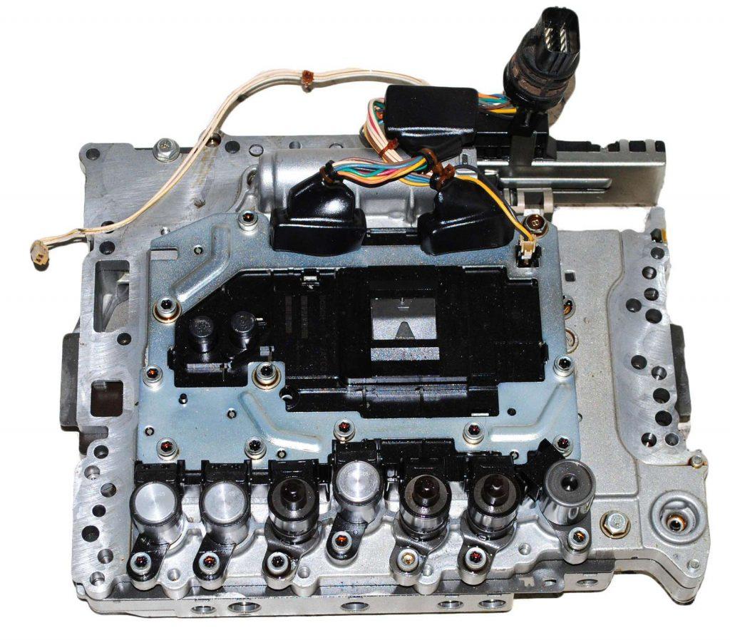 RE5R05A гидроблок