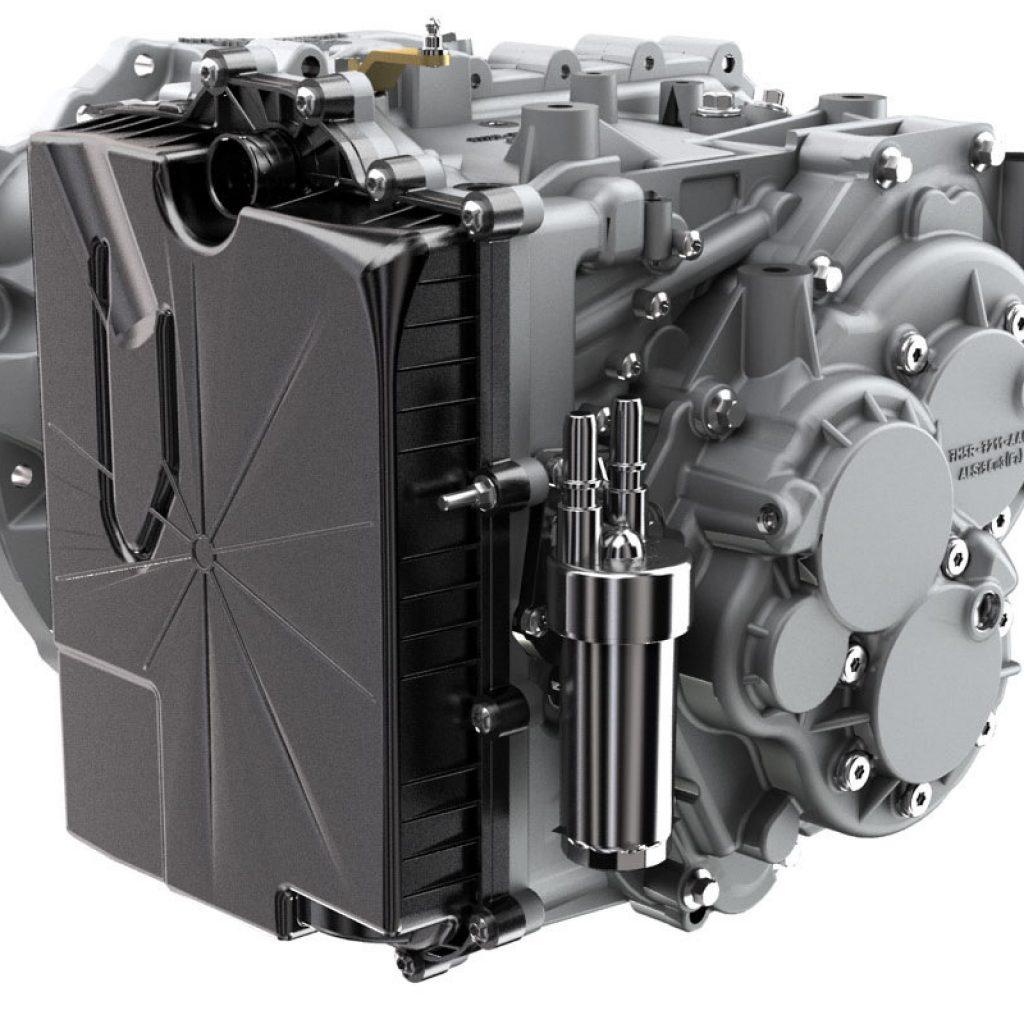 ремонт Форд Мондео Powershift 6DCT450