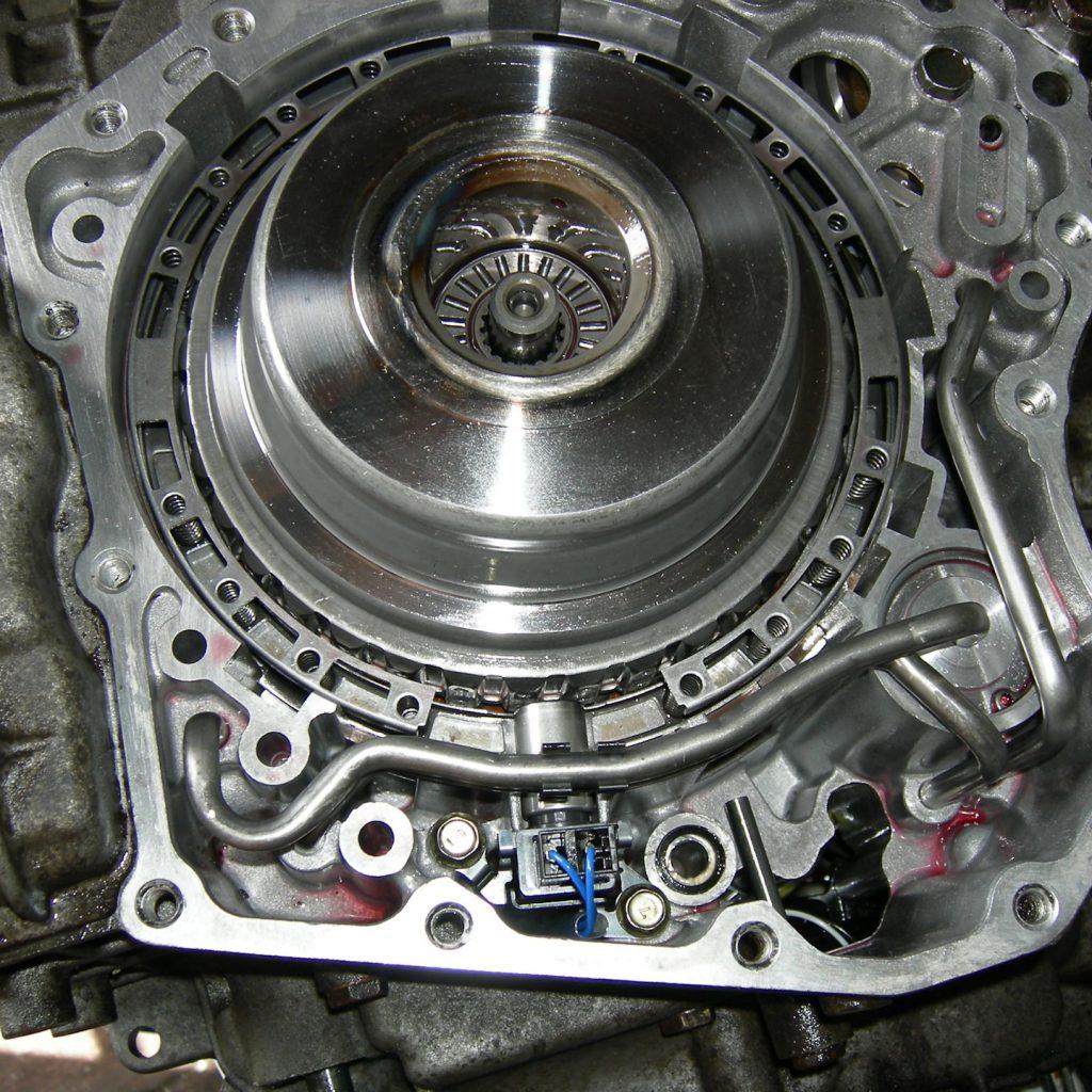 Ремонт АКПП Форд Мондео JF506E