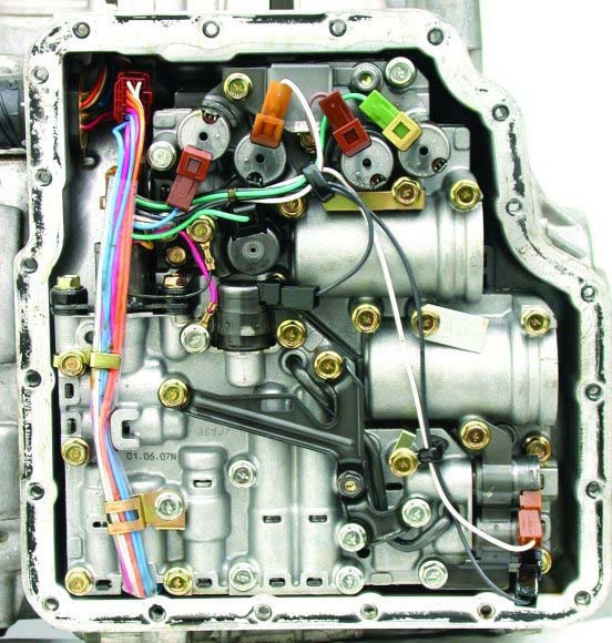 Гидроблок JF506e