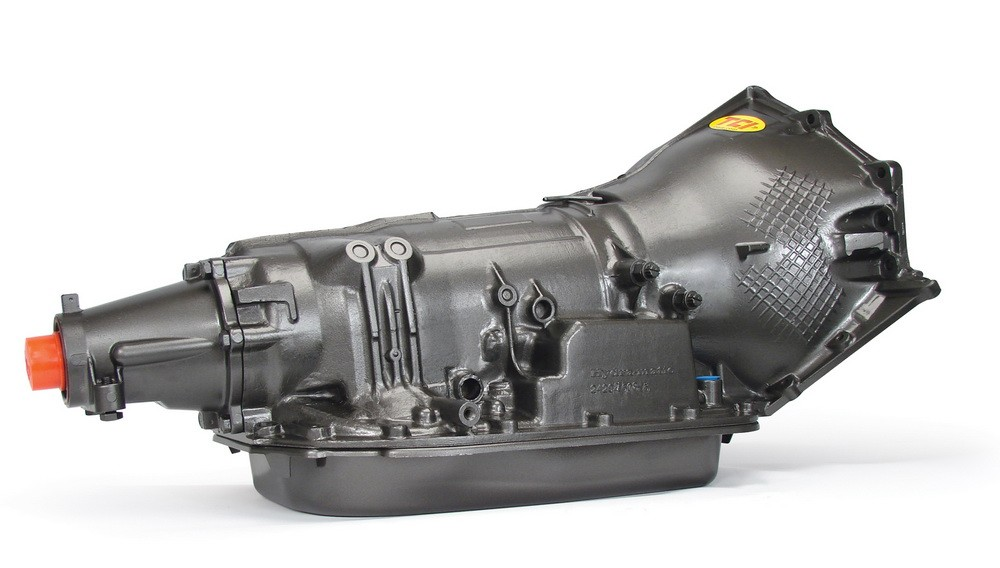 ремонт АКПП GM 4L80E