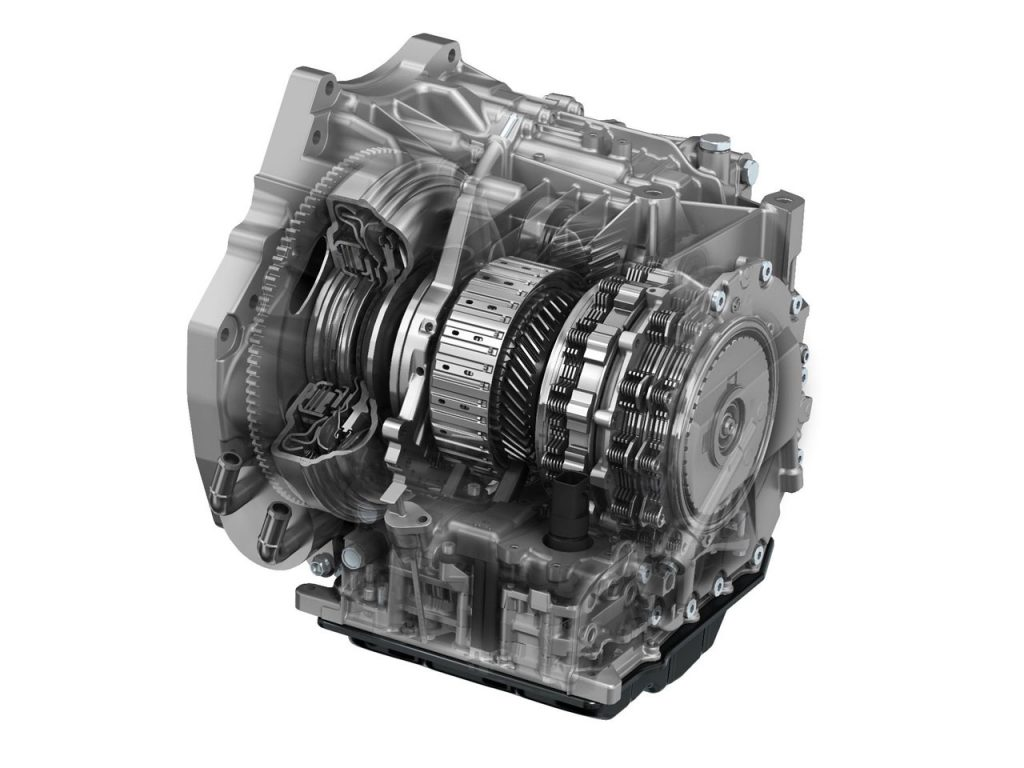 Ремонт АКПП Mazda 3