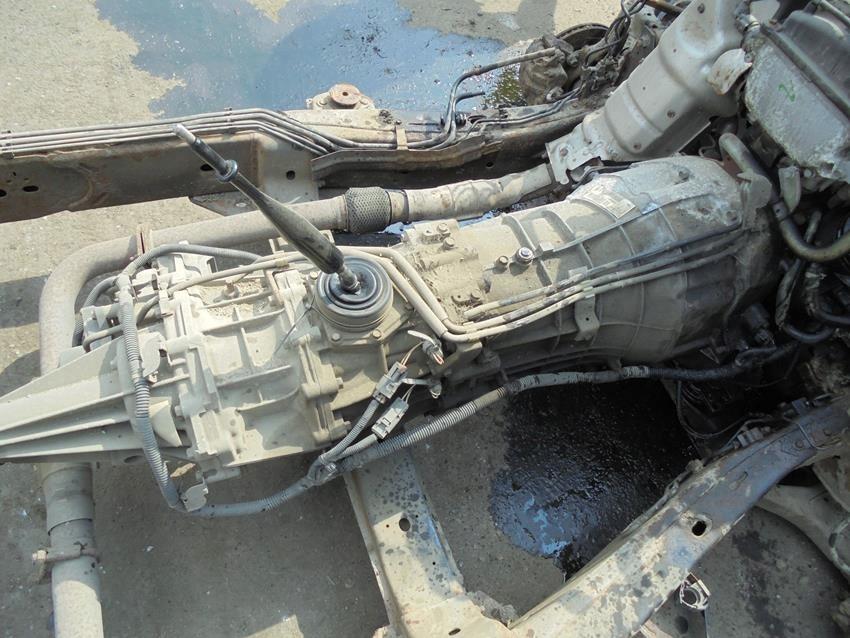 Ремонт вариатора Nissan Navara в Санкт-Петербурге