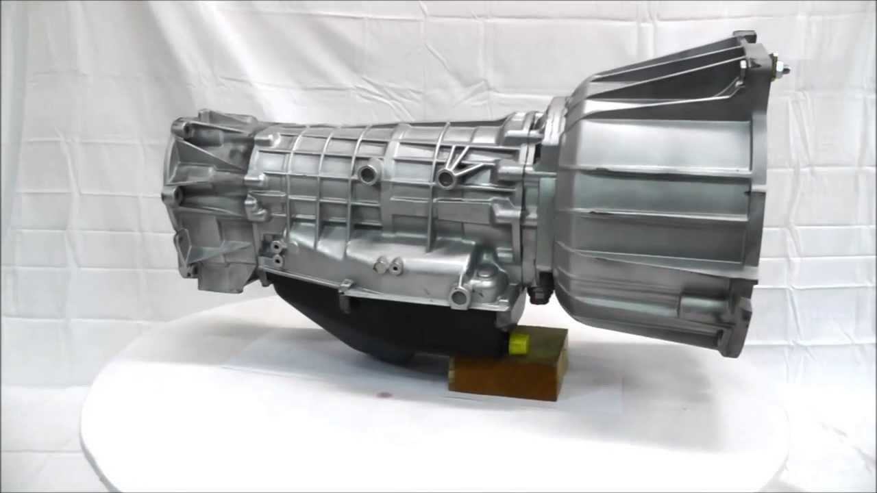 Ремонт АКПП Рендж Ровер 4HP22