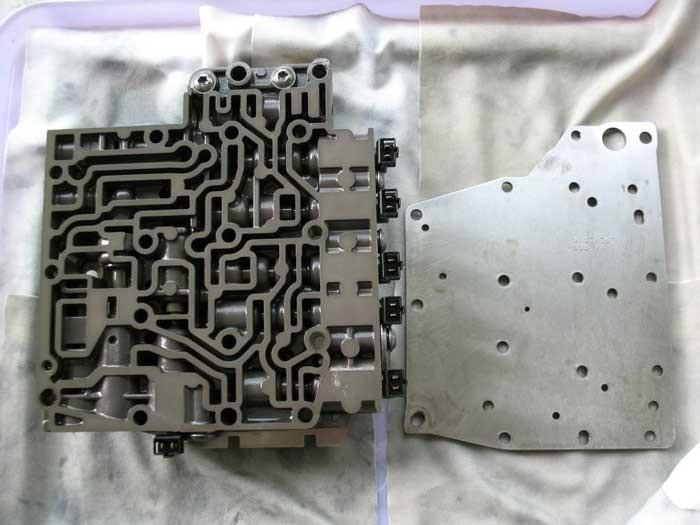 Ремонт АКПП DP0 AL4 гидроблок