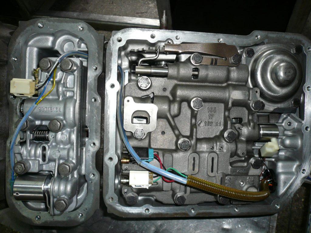 4L30E гидроблок