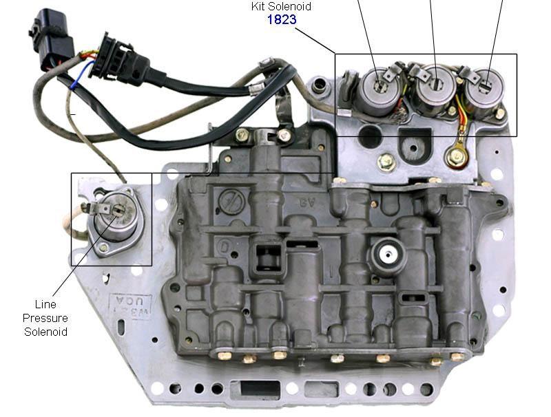 F4A33 гидроблок