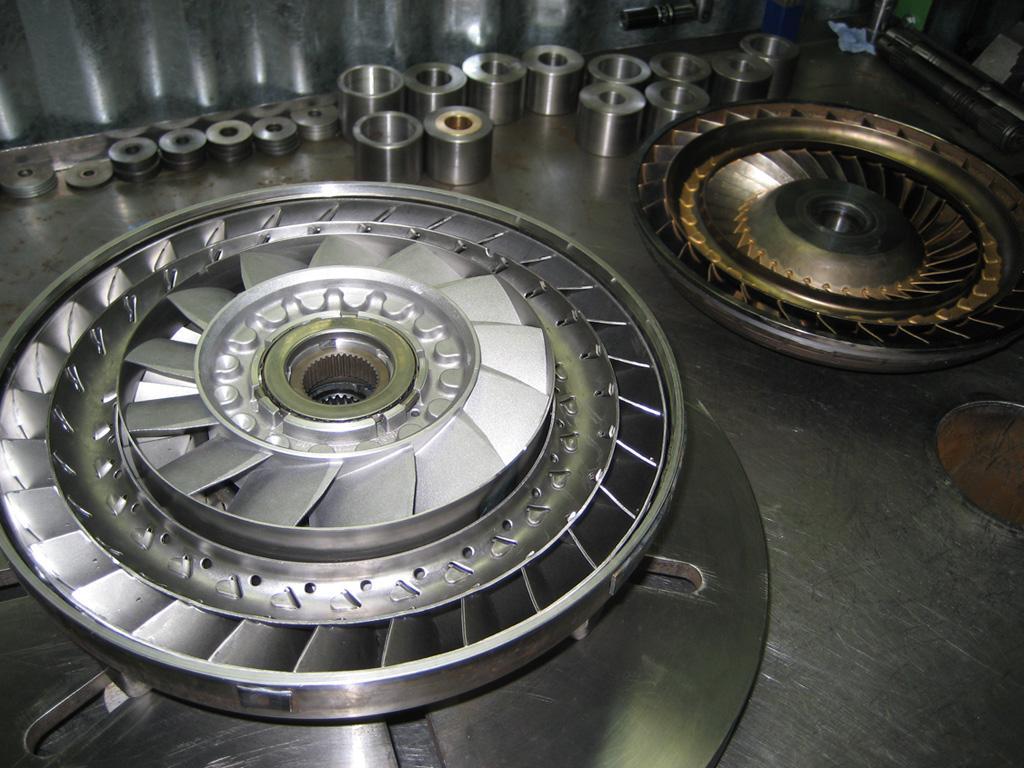A540E гидротрансформатор