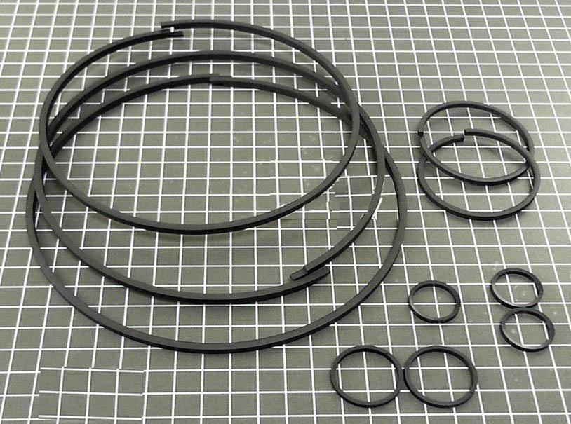 K310 тефлоновые кольца