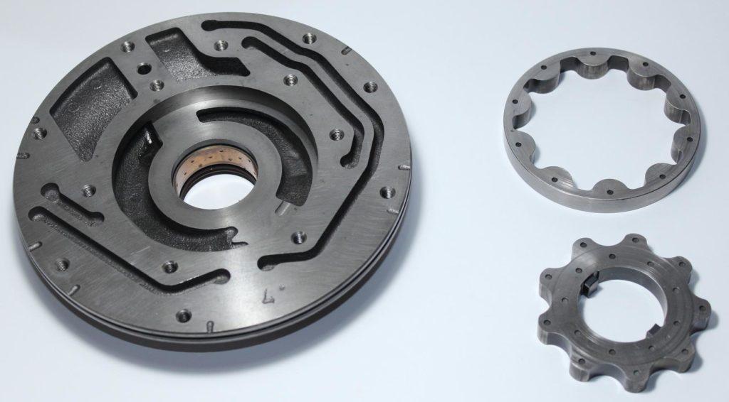 A750E-F насос с шестернями