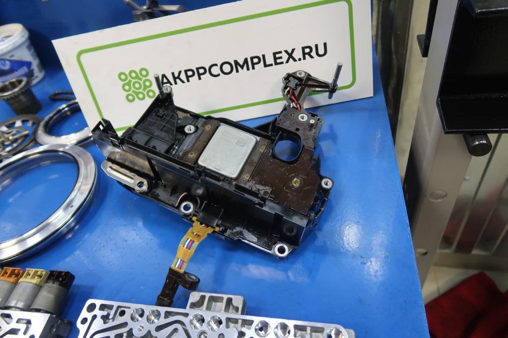 8HP45 мехатроник с модулями