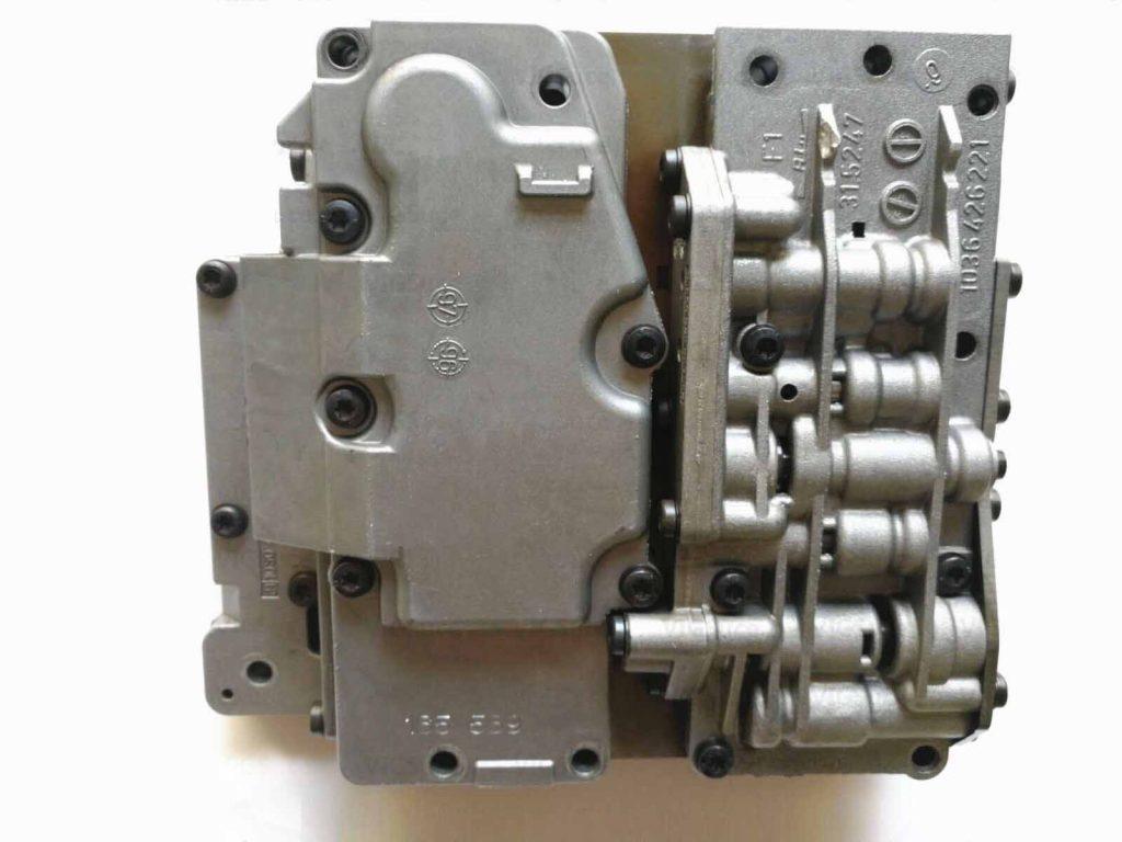 4HP14 гидроблок