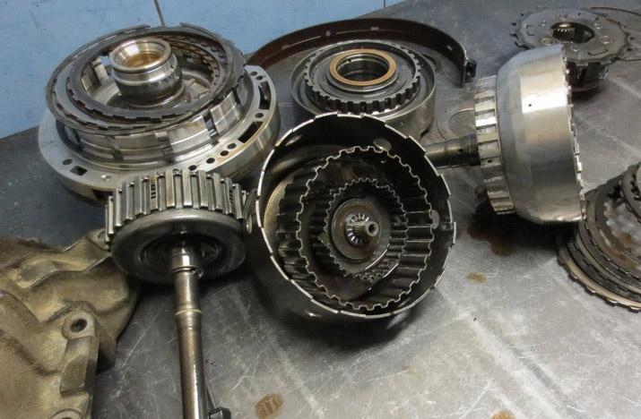 4HP14 ремонт
