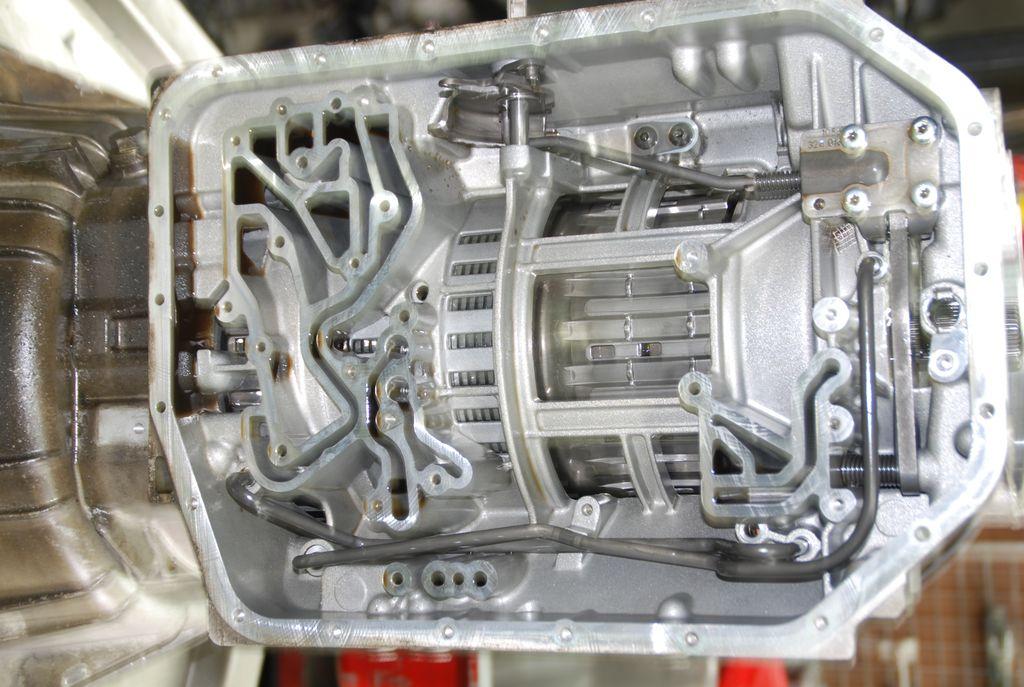 5HP24 ремонт