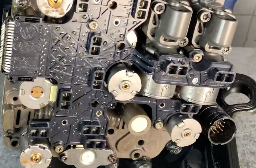 DSG6 02E мехатроник