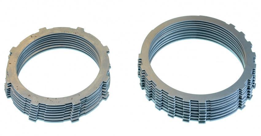 42RLE стальные диски
