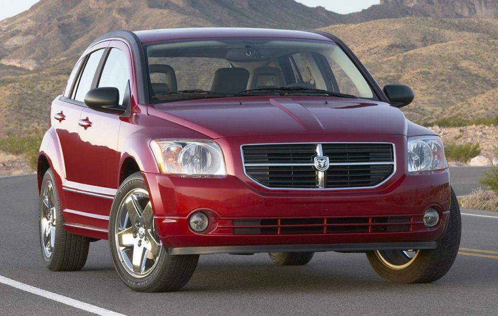 Dodge-Caliber-вариатор