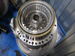 ремонт акпп ZF8HP70