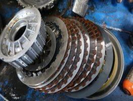 Комплект фрикционных и стальных дисков ZF8HP70